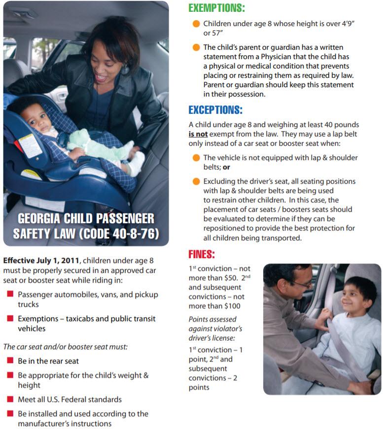 Car Seat Program Atlanta Fire Rescue