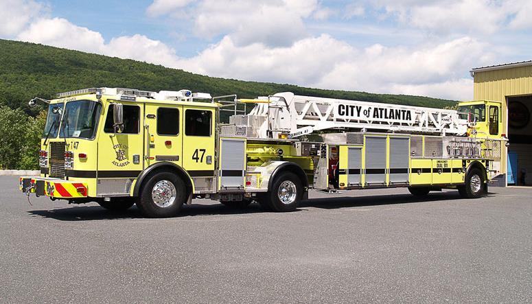 Airport Operations Atlanta Fire Rescue